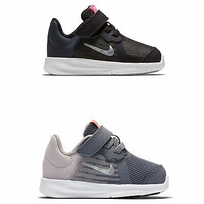 Nike Downshifter 8 Trainers Infant Girls Shoes Footwear