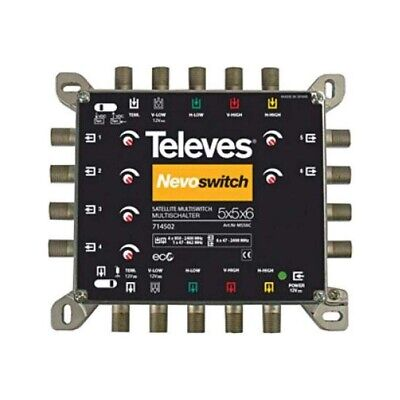 Televes MS56C Nevoswitch Multiswitch