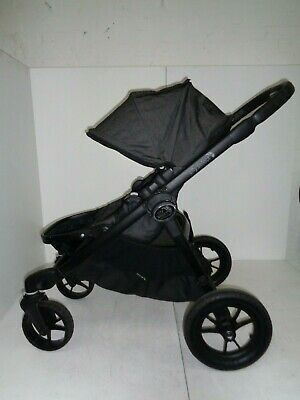 BabyJogger City Select Charcoal Denim, Great used condition RPR £599.99