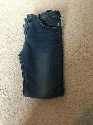 Boys Skinny Jeans Aged 11-12 Years