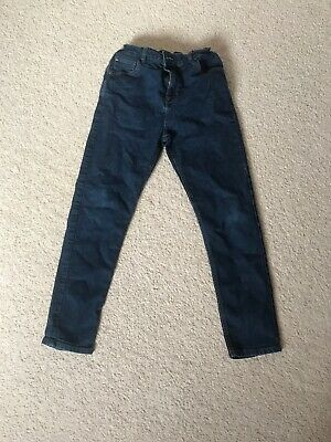 Boys Slim Fit Jeans Age 11-12 Years