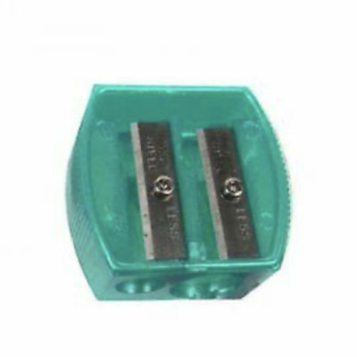 Body Collection Turquoise Cosmetic Pencil Sharpener New