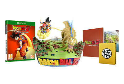 Dragon Ball Z Kakarot Collectors  Edition Xbox One In Stock Now