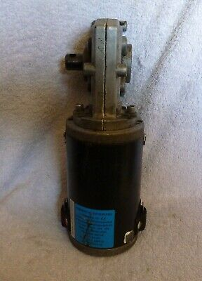 Powrtouch Model 3/1/ Classic replacement Motor & gearbox tested cleaned (H2871)