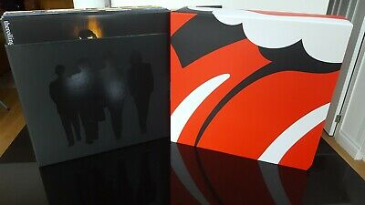 The Rolling Stones -1971-2005 (14 LP Box Set / Remastered 2010) Like New MINT!