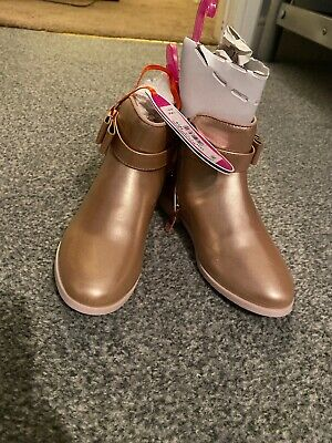 Ted Baker Girls Boots Size 11 Brand New With Tags