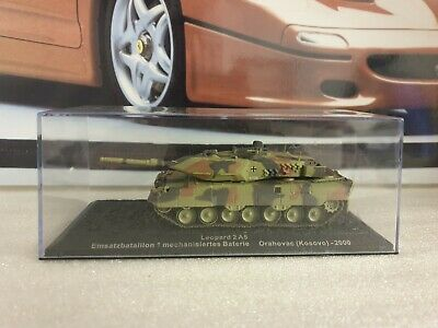 Deagostini - Leopard 2 A5 - Kosovo 2000 - 1/72  Scale Model / Tank Collection