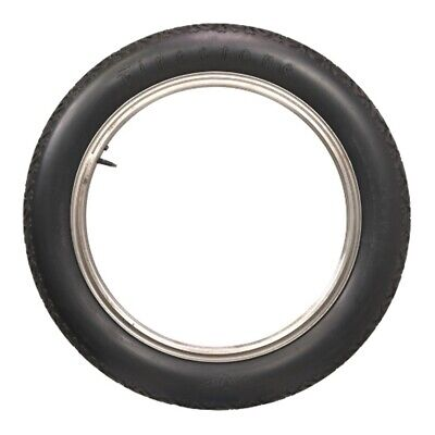 Coker 36X4 Firestone Non Skid Blackwall Cycle Tire - Tire Only