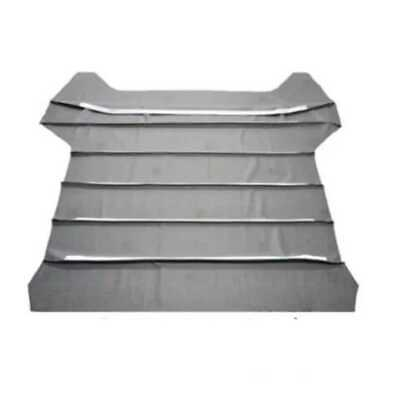 1971 71 LATE DODGE CHARGER BLACK PERFORATED HEADLINER 4 BOW USA MADE TOP QUALITY