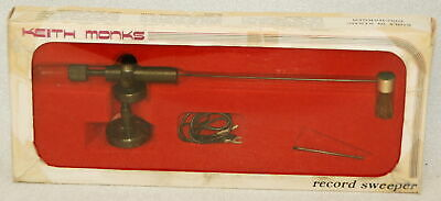 Vintage Keith Monks Record Sweeper KMAL / S / BA Audiophile Complete