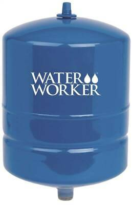 Water Worker HT-4B Pre-Charged Well Tank 4 gal Capacity 3/4 in MNPT