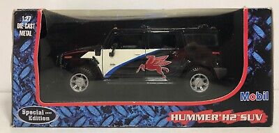 Maisto Hummer H2 Suv  Mobile 1:27 Scale Die Cast!  Free Shipping!