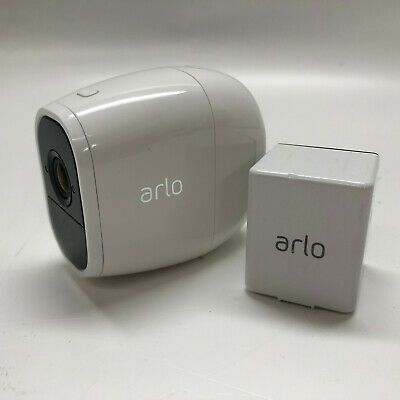 Netgear Arlo Pro 2 VMC4030P Indoor/Outdoor 1080p Wi-Fi Security Camera w Battery