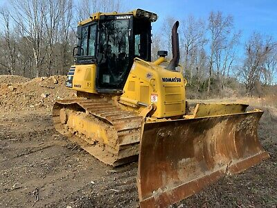 Komatsu D39PX-23 LOW HOURS  **2016, 936 hours!** Awesome 1 Owner Crawler Dozer