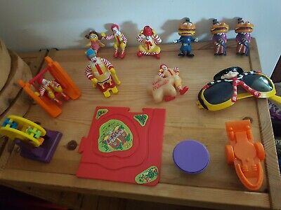 Mcdonalds happy meal toys - assorted random pieces