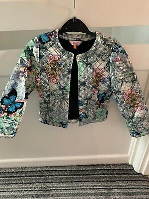 Ted Baker Jacket Age 7-8 Worn Once Excellent Condition