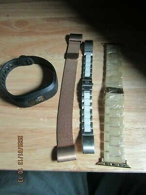 Lot of 4 Smart watch bands #240
