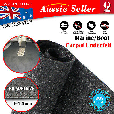 Durable Anti-skid Marine Flooring Felt Boat Carpet 3.5Mx2M Stain Moisture Proof