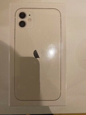 Apple iPhone 11 - 64GB - WHITE (Verizon Only) Brand New sealed! MWKN2LL/A