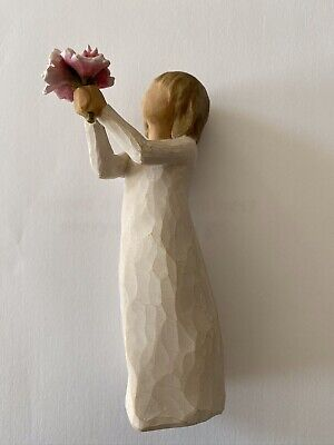 Willow Tree figurine - Thank You- Susan Lordi