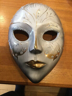 Porcelain Wall Mask from 80s/90s
