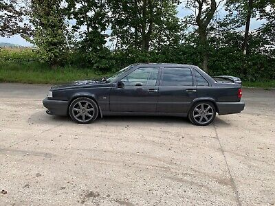 1996 Volvo 850R Saloon Auto only 62k miles / 850 T5