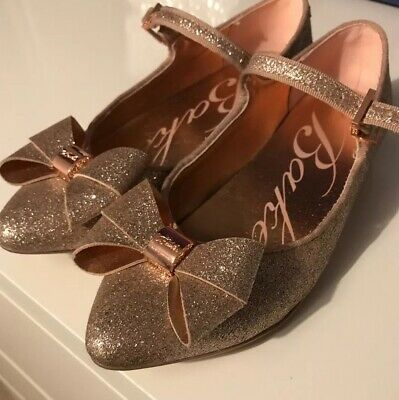 Ted Baker Girls Shoes Size 1