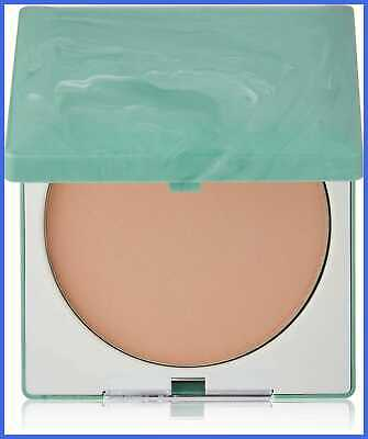 Clinique Stay Matte Sheer Pressed Powder Shine Absorbing Oil Free Formula Create