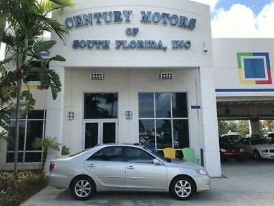 2005 Toyota Camry  JBL Stereo CD Changer Satellite Radio Homelink Fog Lights Leather