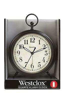 Job Lot 6x Westclox Quartz Accuracy Battery Operated Alarm Clock with Backlight