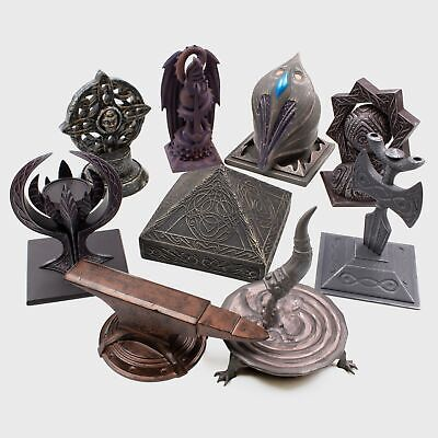 The Elder Scrolls V: Skyrim Shrines of the Nine Divines Vinyl Set