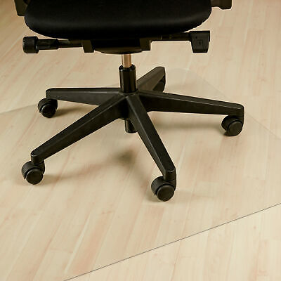 Transparent Office Chair Mat, Safety Underlay, Floor Protector Pad, Non-Slip