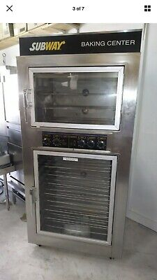 NU-VU   SUB-123 ELECTRIC CONVECTION OVEN/ PROOFER INCLUDES Free SHIPPING EUC