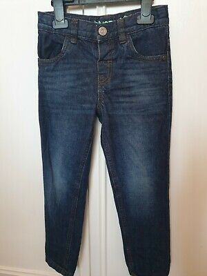 Bluezoo Boys Age 5-6 Blue Jeans : Slim Fit:  Great Condition!