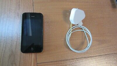 Apple iPhone 4S 8GB - Black
