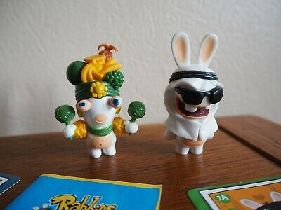 1 Mystery Figure New Rabbids in Sports Wrestling TOY-00810