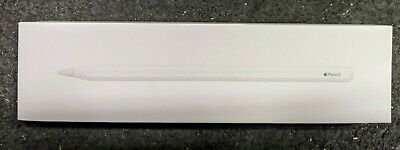 "Apple Pencil (2nd Generation) for iPad Pro 11"" & 12.9"" MU8F2AM/A NEW OPEN BOX"