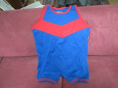 Matman Wrestling SUIT~~ADULT LARGE~BRAND NEW~MATMAN QUALITY ISSUE FOR SMALL BID~