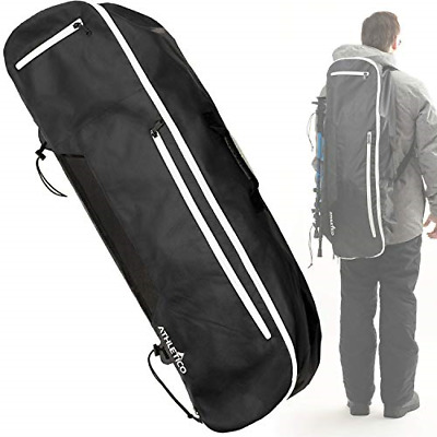 BEST Snowshoe Bag Backpack for Carrying Packing and Storing zippered pocket US