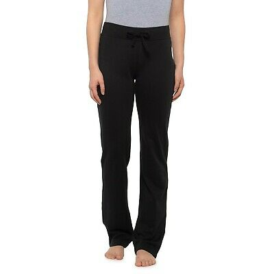 NWT UGG Australia Penny French Terry Lounge Pants Womens M Black