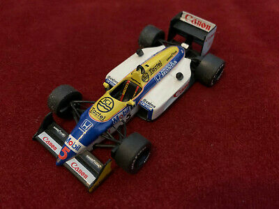 Decals convertion williams fw11 1.18 patrese Mansell