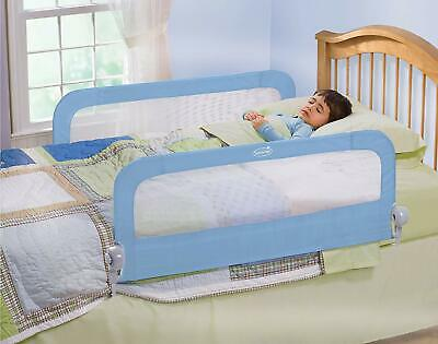 Summer Infant Double Safety Bed Rail Blue