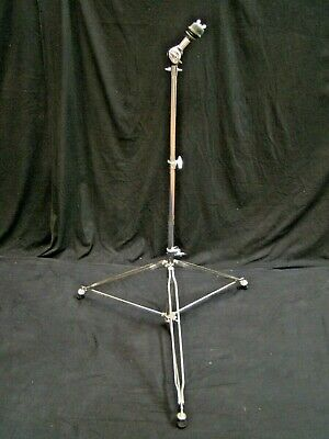 SONOR PHONIC Wide Base Cymbal Stand Z-5224 Vintage Signature Hilite Teardrop