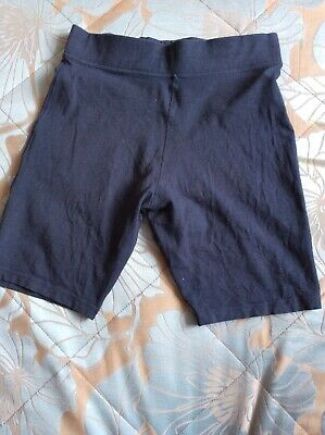 Girls M&S School PE / Cycling Shorts Age 13-14 Years Ex Con