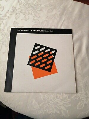 OMD Orchestral Manoeuvres In The Dark Vinyl LP DINDISC A2/B1 Pressing Very Good