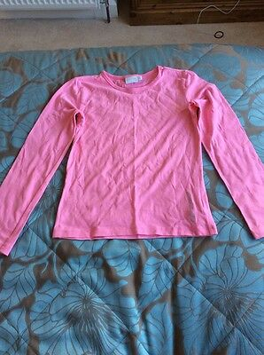 Geox Girls long sleeve T shirt age 12 ex con