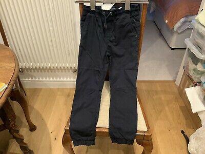 Brand New NEXT Boys Trousers in Navy, Size 9 years