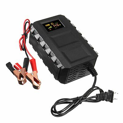 Car Battery Lead Acid Charger Automobile Motorcycle 12V KC-20A Intelligent LCD
