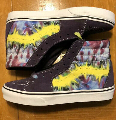 VANS® U OLD Skool Tie Dye Mysterioso Purple Women's Size 7.5