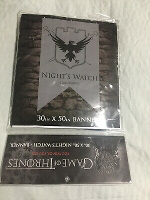 Game of Thrones House Stark Wall Banner GoT Flag New In Package.